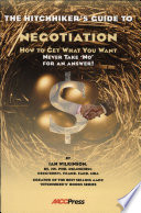 The Hitchhiker S Guide To Negotiation Book PDF