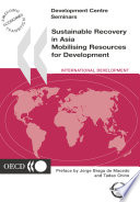 Development Centre Seminars Sustainable Recovery in Asia Mobilising Resources for Development