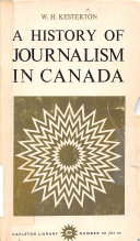 Image result for a history of journalism in canada