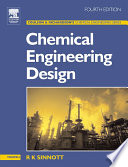 """Chemical Engineering Design: Chemical Engineering Volume 6"" by Ray Sinnott"