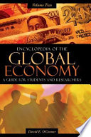 Encyclopedia of the Global Economy: Author's note