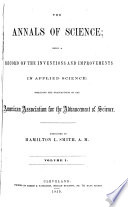 The Annals of Science