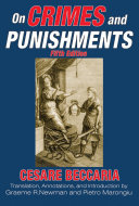 Pdf On Crimes and Punishments