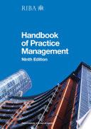 Riba Architect S Handbook Of Practice Management Book