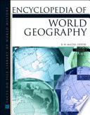 Encyclopedia of World Geography Book