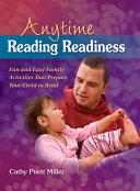 Pdf Anytime Reading Readiness