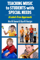 Teaching Music to Students with Special Needs