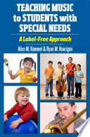 Teaching Music to Students with Special Needs: A Label-Free Approach