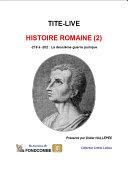 Histoire de Rome — volume 2 — 218-202