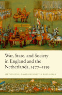 War  State  and Society in England and the Netherlands 1477 1559