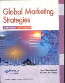 Global Marketing Strategies  6Th Ed   Book