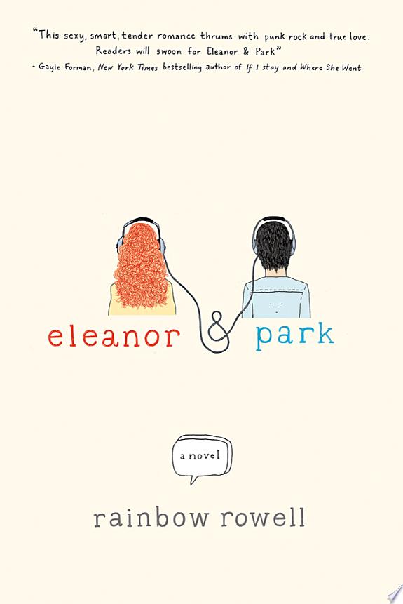 Eleanor & Park banner backdrop