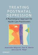 Treating Postnatal Depression