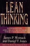 Lean Thinking  1st Ed