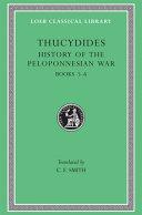 History of the Peloponnesian War  Volume III Book PDF