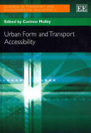 Urban Form And Transport Accessibility Book PDF