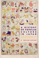 A History of Popular Culture in Japan Pdf/ePub eBook
