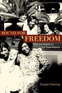 Bound for Freedom Pdf/ePub eBook