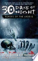 30 Days of Night: Rumors of the Undead image