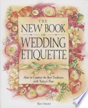 The New Book of Wedding Etiquette