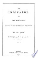 The Indicator And The Companion