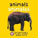 Bilingual Chunky Animals