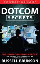 Pdf Dotcom Secrets Telecharger