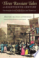 Three Russian Tales of the Eighteenth Century