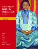 A History Of World Societies Volume 2 Book