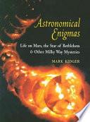 Astronomical Enigmas Book