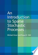 An Introduction To Sparse Stochastic Processes Book PDF
