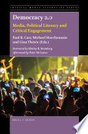 Image of book cover for Democracy 2.0 : media, political literacy and crit ...