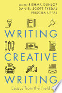 Writing Creative Writing Book