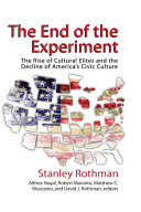 The End of the Experiment Book