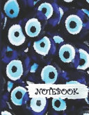 Notebook Evil Eyes Good Luck Charm On College Classic Ruled Pages Book A4 8 5 X 11 Large Lined Journal Composition Notebook Book PDF