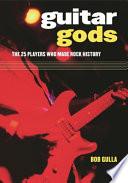 Guitar Gods Book