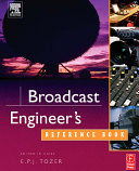 Broadcast Engineer s Reference Book