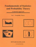 Fundamentals of Statistics and Probability Theory