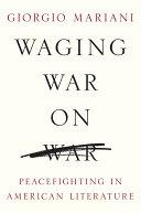 Waging War on War Pdf/ePub eBook