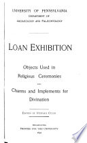 Loan Exhibition