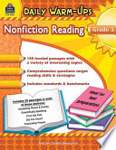 Nonfiction Reading, Grade 3