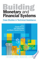 Building Monetary and Financial Systems Book