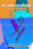 Alien Hamish. Alien Characters #2