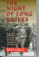Read Online The Night of Long Knives Epub