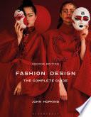 Fashion Design  The Complete Guide