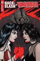 Hack/Slash vs. Vampirella #2 (Of 5) Pdf/ePub eBook