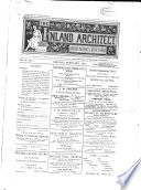 The Inland Architect and News Record