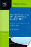 New Perspectives on Deep water Sandstones Book