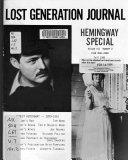 Lost Generation Journal