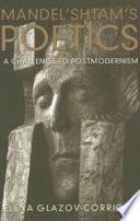 Mandel'shtam's Poetics
